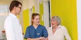 1. Geriatrische Tagesklinik am LMU Klinikum eröffnet