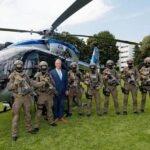 Herrmann startet Beschaffung neuer Polizeihubschrauber