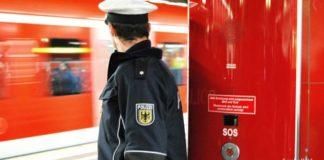 Lebensrettung am S-Bahngleis - S-Bahn kommt rechtzeitig zum Stehen