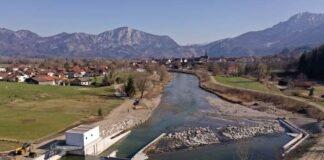 Neues Wasserkraftwerk verbindet Klima- und Naturschutz
