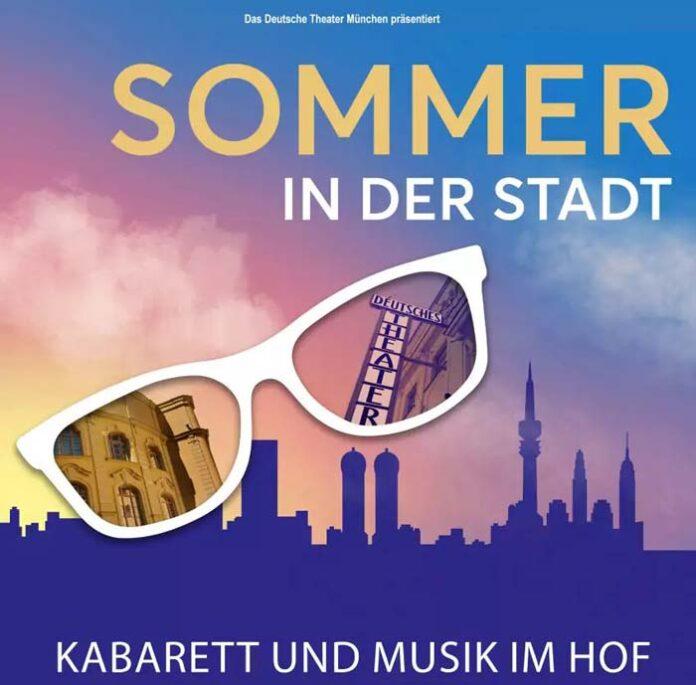 Sommer in der Stadt - Kabarett & Musik im Hof