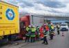 Aubing: Verkehrsunfall mit glimpflichem Ausgang