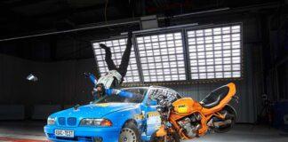 ADAC testet Airbag-Jacken für Motorradfahrer