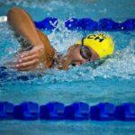 Langstrecken Schwimmen München am 18. Juli 2020 auf der Regattaanlage München Oberschleißheim
