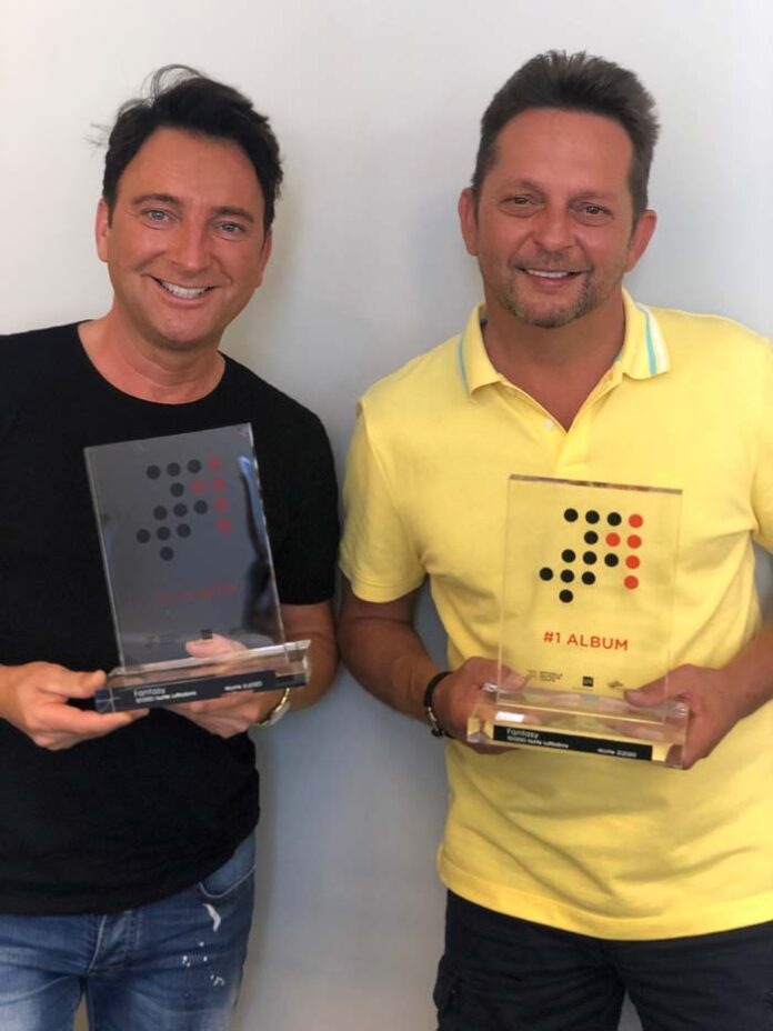 Offizielle Deutsche Charts: Fünftes Nummer eins-Album für Fantasy