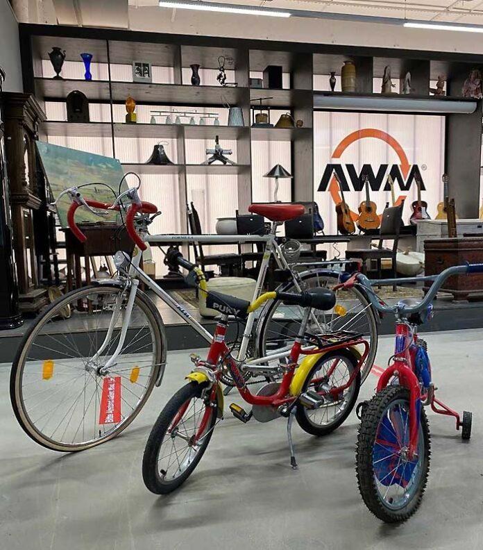Halle 2-Aktionstage: Sonderrabatte auf Fahrräder und Elektronik