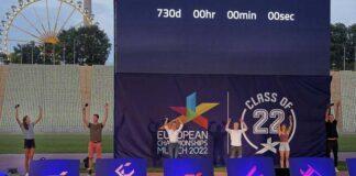 "Olympiapark: ""Class of 22"" feiert Premiere"