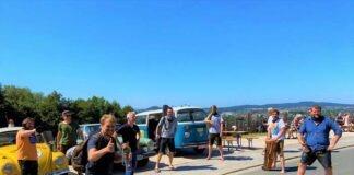 LaBrassBanda Biergarten-Tour: 7 Tage, 27 Biergärten, 1745 Kilometer - Weltrekord!