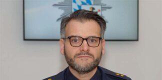 Leiter der Pressestelle de Polizeipräsidiums München, Marcus da Gloria Martins zum Bayerischen Staatsministerium für Gesundheit und Pflege abgeordnet.