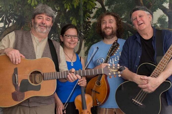 Paul Daly Band mit neuem Album