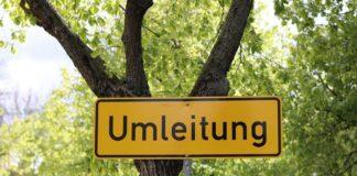 Buslinien 159 und 164: Umleitungen wegen Bauarbeiten in der Lochhausener Straße ab Montag, 31.8.2020
