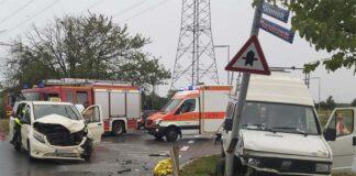 Obermenzing: Verkehrsunfall mit drei Verletzten