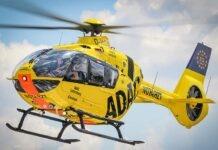ADAC Luftrettung stellt Deutschlands modernsten Rettungshubschrauber in Berlin in Dienst