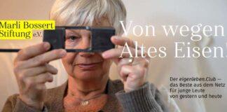 Rotationsfestival am 21. und 22.8. in München - Kreativität kennt kein Alter