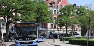 47 neue Hybridbusse im Netz der MVG im Einsatz