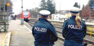 Steine in Gleisbereich geworfen - Verspätungen und Zugausfälle