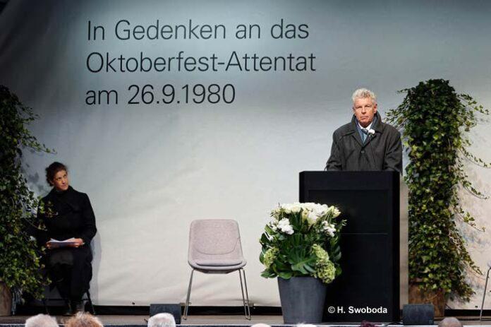 Zum 40. Jahrestag des Oktoberfestattentats: Dokumentation Oktoberfest-Attentat eröffnet