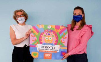"""DAK-Wettbewerb """"Gesichter für ein gesundes Miteinander"""" in Bayern"""