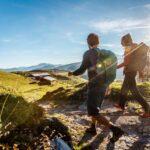 """Bergfexe, Kräuterhexen und """"Goas-Roas"""": die erste Brixentaler HerbstWanderWoche"""