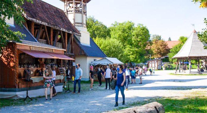 Schloss Kaltenberg - Verlängerung der Wochenendvergnügen