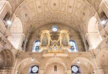 12. Internationales Orgelfestival in St. Michael von 04. bis 18. Oktober 2020