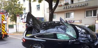 Untergiesing-Harlaching: Parklücke verfehlt