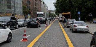 ADFC München hält Münchens Pop-up-Radwege für zulässig und fordert dauerhafte Lösungen