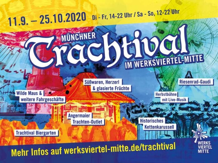 Trachtival Muenchen