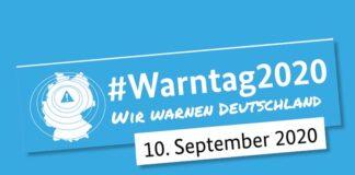 Bundesweiter Warntag am 10. September 2020