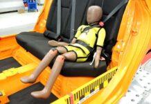 Der ADAC warnt vor Kindersitz-Ersatz