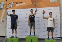 Deutsche Meisterschaft Bouldern - Hannah Meul und Philipp Martin holen die Titel