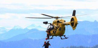 ADAC Luftrettung trainiert Windeneinsätze unter Corona-Bedingungen