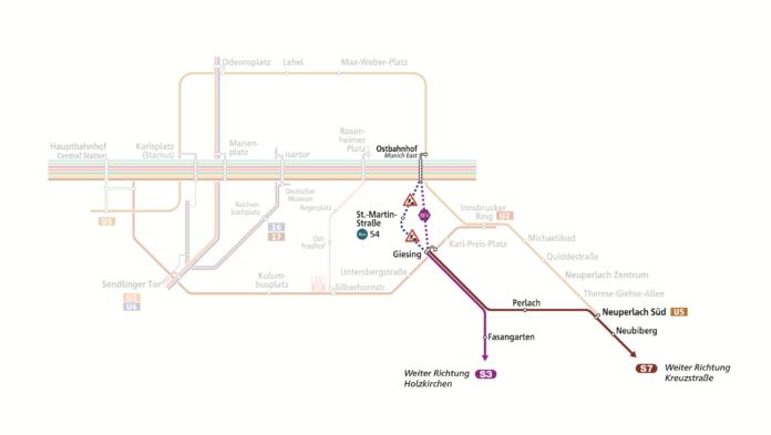 Barrierefreier Ausbau der Station St.-Martin-Straße geht in die nächste Runde