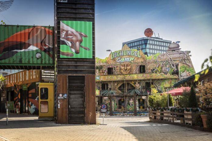 Das Trachtival im Werksviertel-Mitte: Noch mehr Fahrgeschäfte und Konzerte