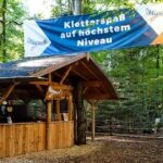 Freizeittipp: Der Kletterwald München