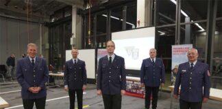 Kommandantenwahl: Wechsel in der Führung der Freiwilligen Feuerwehr München