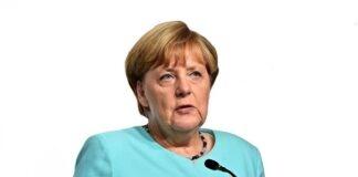 Pressekonferenz von Bundeskanzlerin Merkel