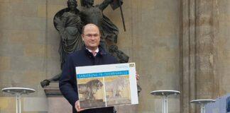 Feldherrnhalle wird umfassend saniert - Neuer Glanz für Münchner Wahrzeichen