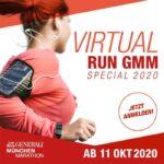 GENERALI MÜNCHEN MARATHON findet 2020 virtuell statt