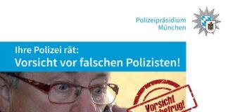 Mehrere Fälle von falschen Polizeibeamten – Lehel, Grünwald und Obermenzing