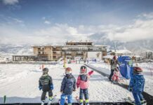 Happy Family Skiwinter im alpina zillertal