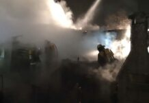 Laim: Zwei Verletzte bei Feuer in Kleingartenanlage