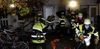 Lindwurmstraße: Brand in einer Fahrradwerkstatt