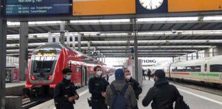 Bundespolizei intensiviert Pandemiebekämpfung in Zügen und Bahnhöfen