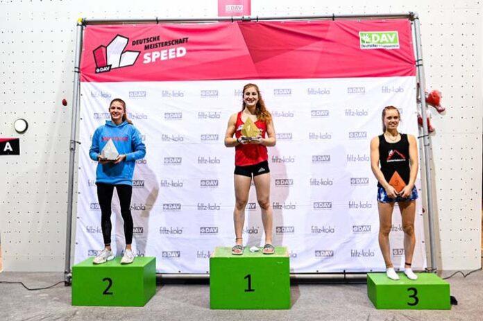 Deutsche Meisterschaft Speed: Ritter und Lucke gewinnen!