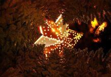 Weihnachtliche Lichtspiele in der Münchner Altstadt