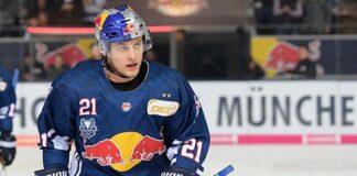 NHL-Profi Kahun läuft beim MagentaSport Cup für die Red Bulls auf