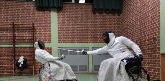 Faszination Rollstuhlfechten