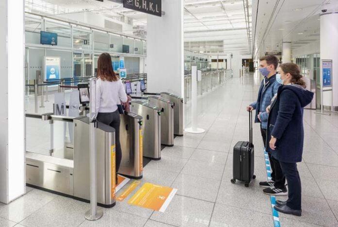 Kontaktlose Identifikation am Flughafen München: Star Alliance Biometrics ist ab sofort im Einsatz