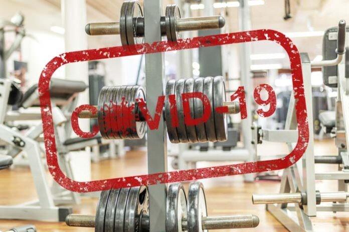 Trotz Allgemeinverfügung: Mehrere Sportstudios geöffnet - Polizei rückt an